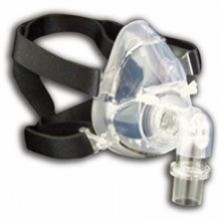 EVO Medical ComfortFit Full Face CPAP Mask with Headgear 100FX