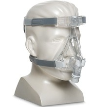 Respironics Amara Full Face Mask with Headgear 109020X