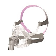 ResMed AirFit™ F10 For Her Full Face CPAP Mask and Headgear 631XX