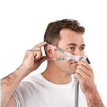 Resmed Swift™ FX Bella Gray Nasal  Pillows System 61568