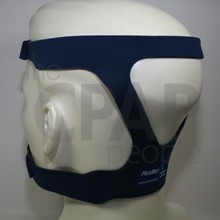 ResMed Headgear for Mirage Activa™, Mirage Activa™ LT, Mirage Micro™, Mirage™ SoftGel, Mirage Quattro™,  Ultra Mirage™, and others. 1611X