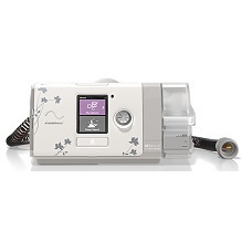 ResMed AirSense™ 10 AutoSet™ for Her CPAP w/ HumidAir™ Heated Humidifier 37209