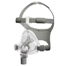 Fisher & Paykel Simplus™ Full Face CPAP Mask & Headgear 40047XXA