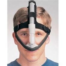 Puritan Bennett Adam Circuit Snugfit CPAP Mask with Headgear Y-10087X-00