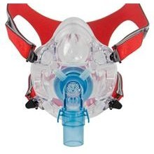 Hans Rudolph V2 Full Face CPAP Mask with Headgear 11348X