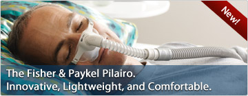Fisher & Paykel Pilairo Nasal Pillows System