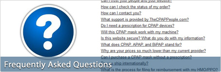 Frequent CPAP Questions - Answered!