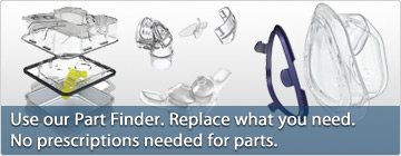 CPAP Supplies and CPAP Parts