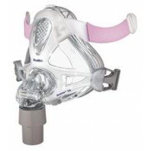 ResMed Quattro™ FX For Her Frame System with Cushion - No Headgear 62XXX
