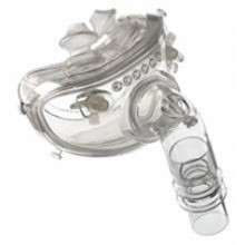 RespCare Hybrid Oral/Nasal CPAP Mask with Headgear HYB500