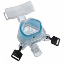 Respironics ComfortGel Blue Nasal CPAP Mask FitPack with Headgear 1070053