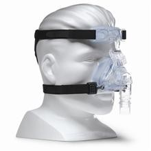 Respironics ComfortFusion Nasal CPAP Mask with Headgear 10407X