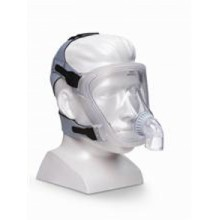 Respironics FitLife Total Face CPAP Mask with Headgear 106080X