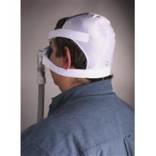 Respironics SoftCap Headgear White 302X