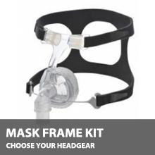 F&P Zest Nasal CPAP Mask Kit, No Headgear MK-FP-ZEST