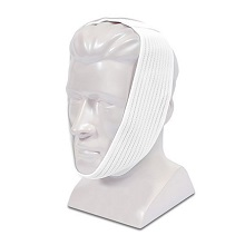 AG Industries Premium White Chin Strap AG302425