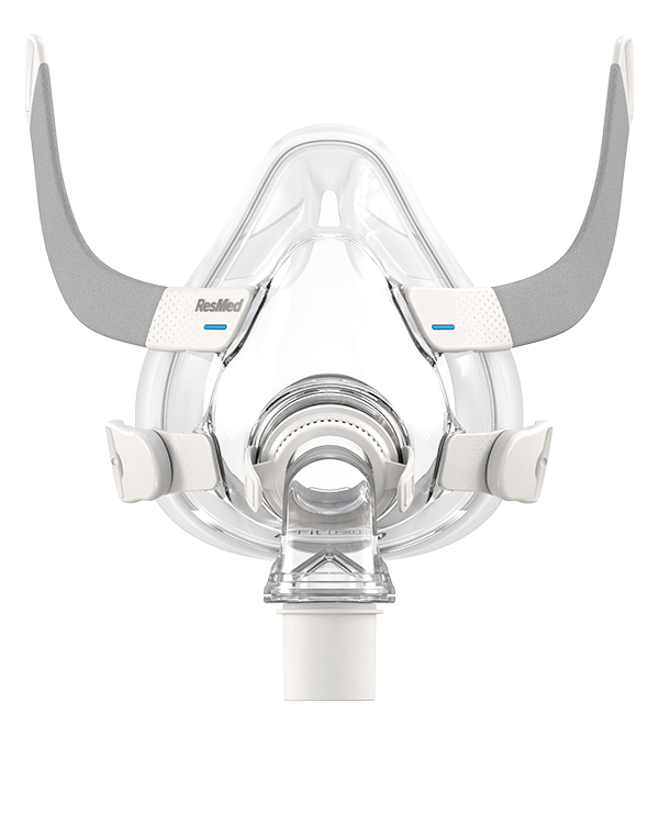 ResMed AirFit F10™ Frame System with Cushion - No Headgear