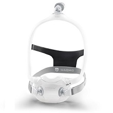 Respironics DreamWear Full Face Mask with Headgear 11133400
