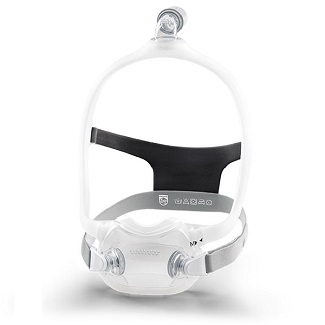 Respironics DreamWear Full Face Mask with Headgear Fitpack 1133400