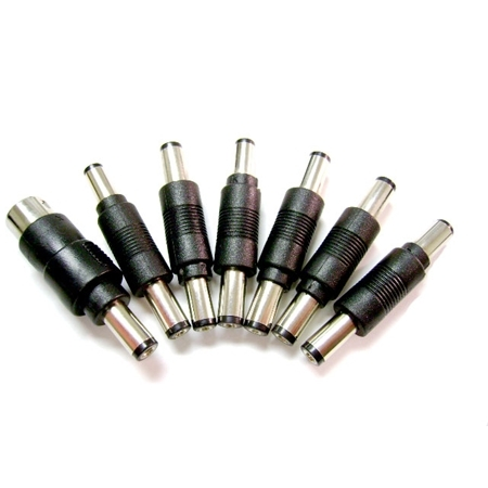 DC Barrel Connectors