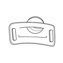 F&P ICON Series Replacement Outlet Seal 900ICON206