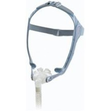 Example of a nasal interface CPAP mask