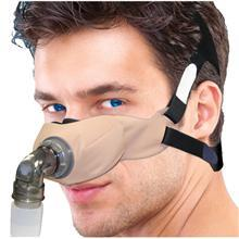 Circadience SleepWeaver Elan Soft Cloth Nasal CPAP Mask - Starter Kit SLEEPWEAVERELAN